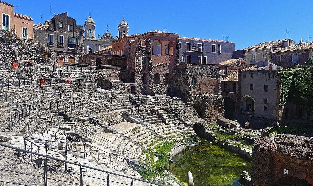 Best Hostels in Catania