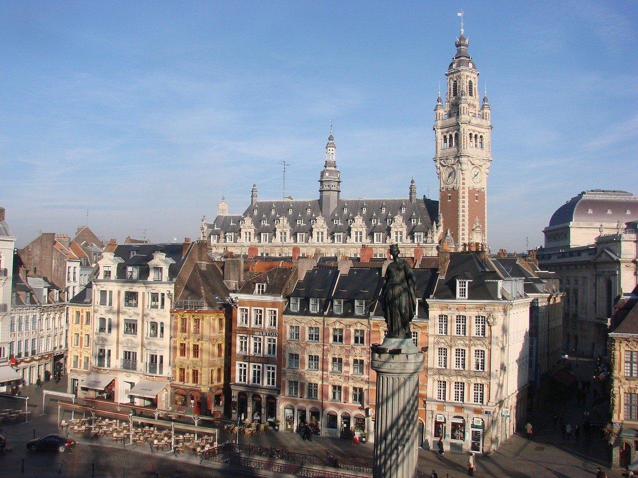 Best Hostels in Lille
