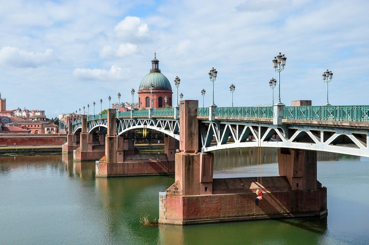 Best Hostels in Toulouse