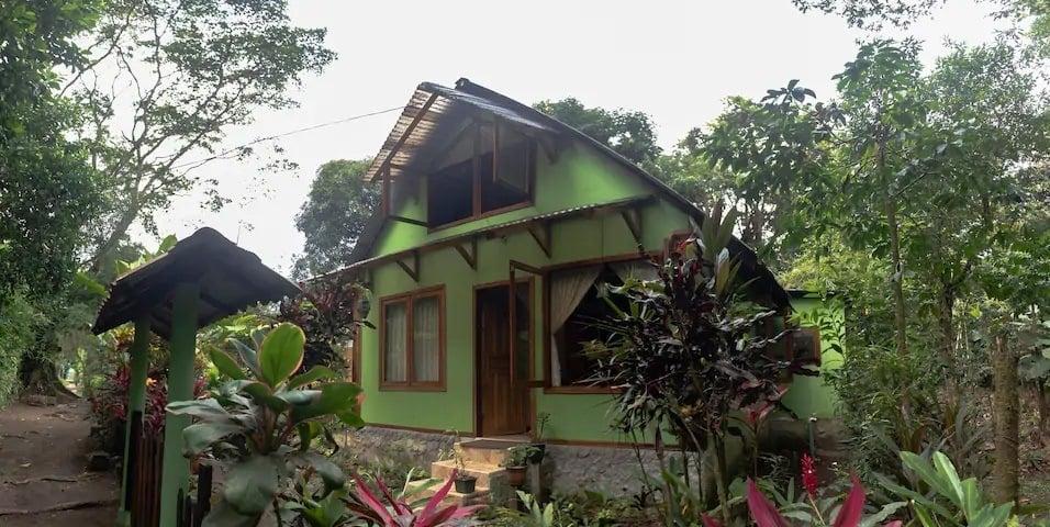 Casa Los Chilamates, Costa Rica
