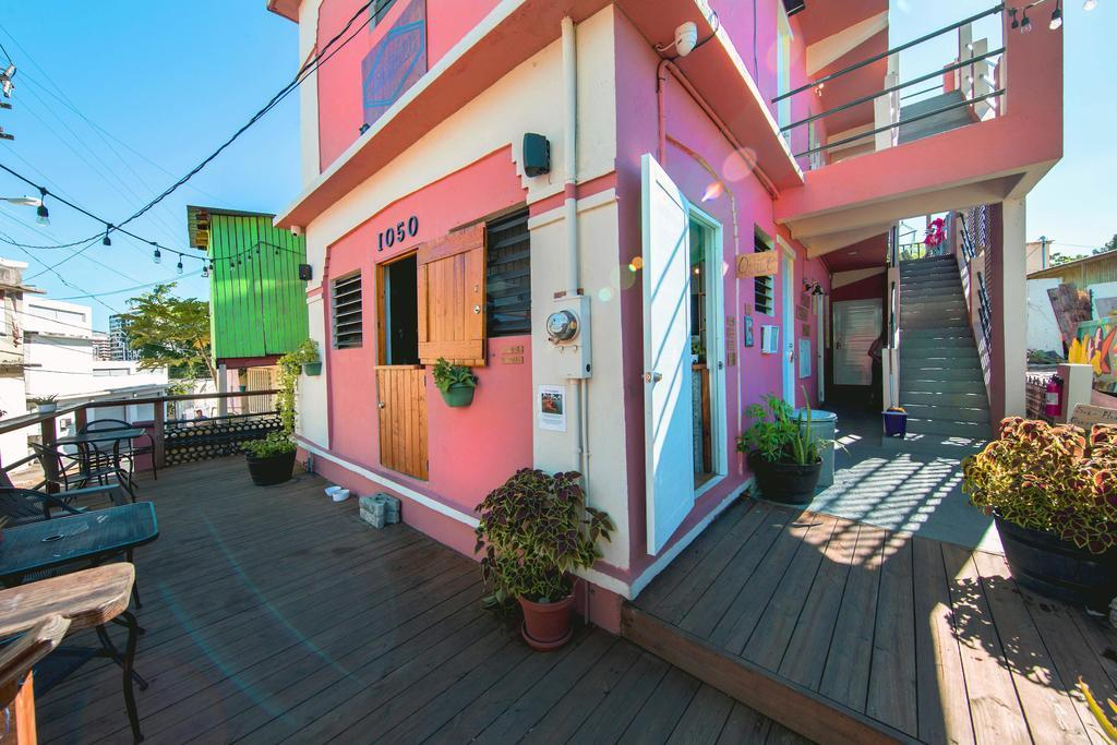 Casa Santurce best hostels in San Juan