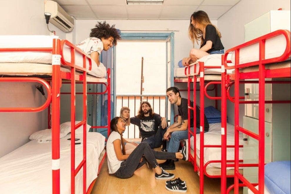 Cats Hostel Madrid Sol El mejor albergue de fiesta