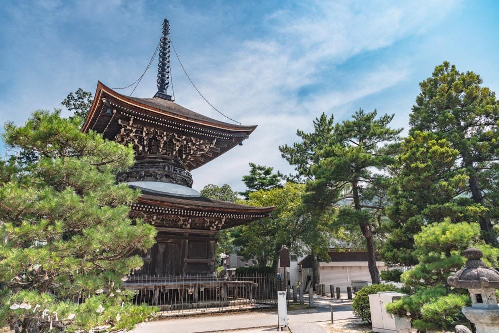 Chionji Temple Japan