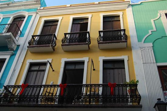 Fortaleza Guest House best hostels in San Juan
