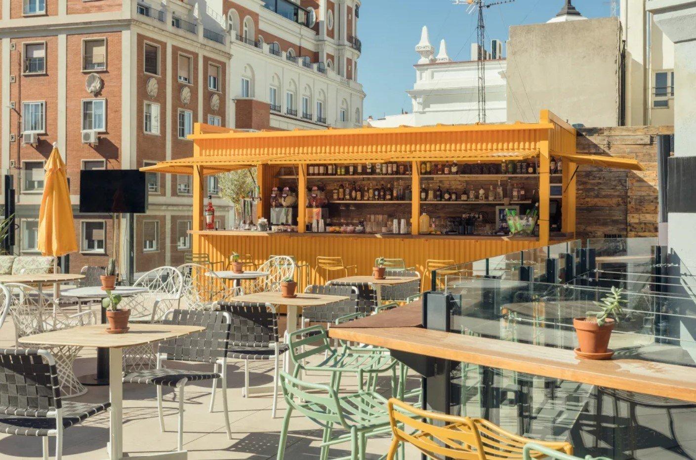 Generator Madrid El mejor hostal en el Barrio de Malasana
