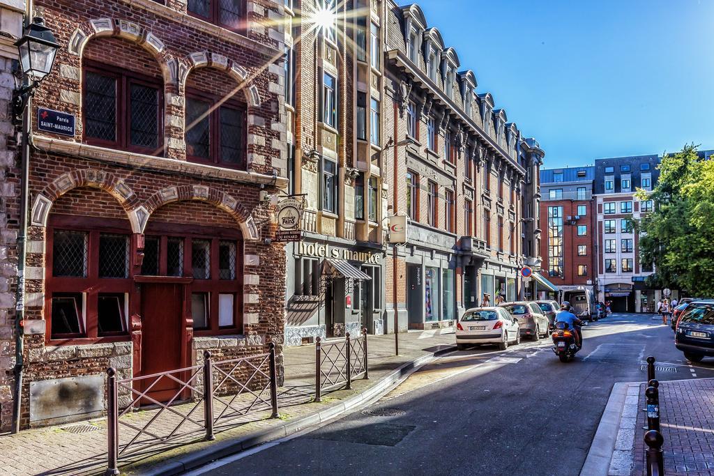 Hôtel Saint Maurice best hostels in Lille