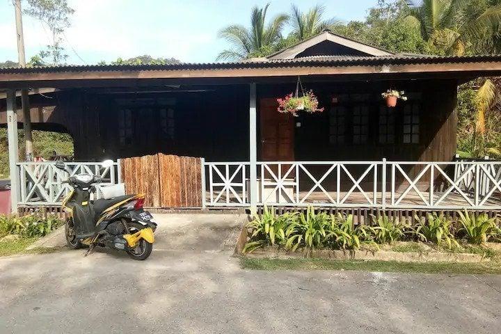 Homestay in Redang Island