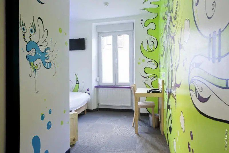 Hotel Graffalgar best hostel in Strasbourg