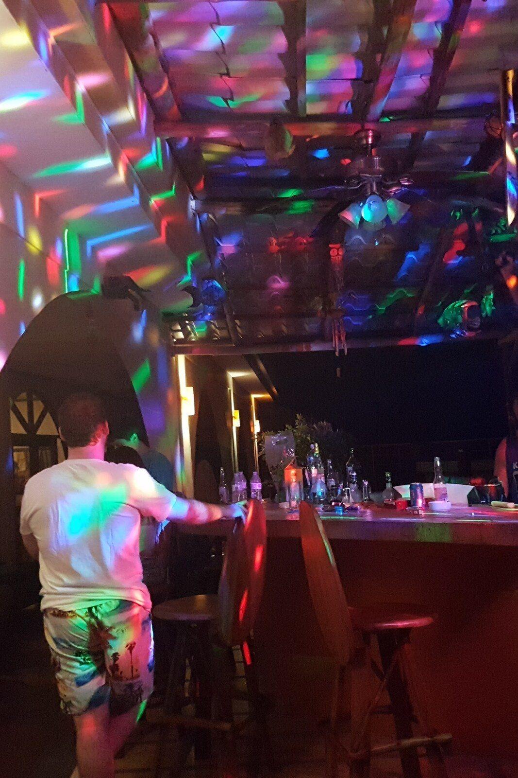 Jaco Pool Party