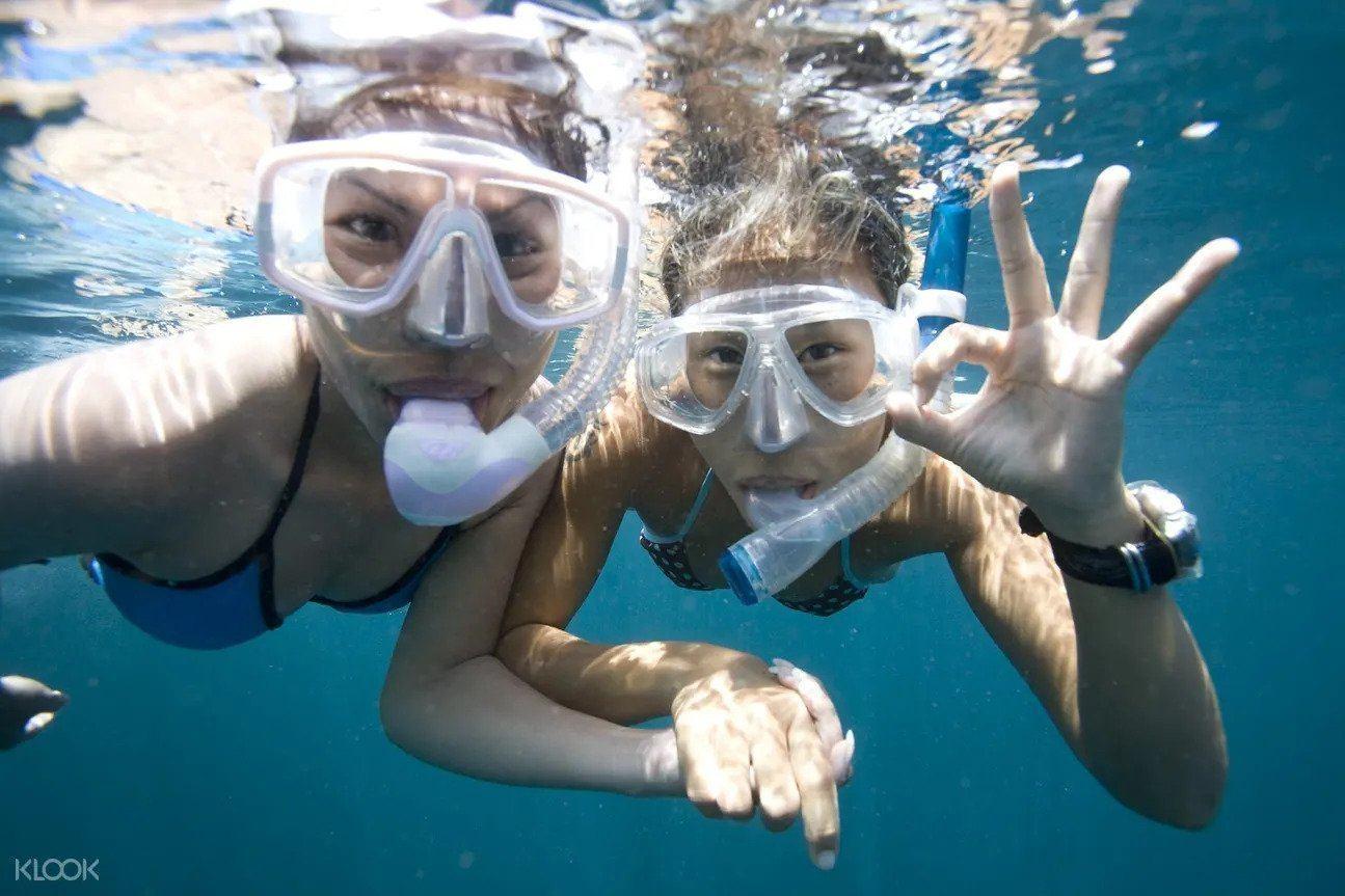 Juara Beach snorkelling