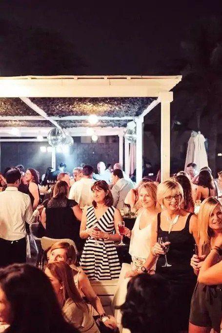 Kite Beach Dubai bar crawl