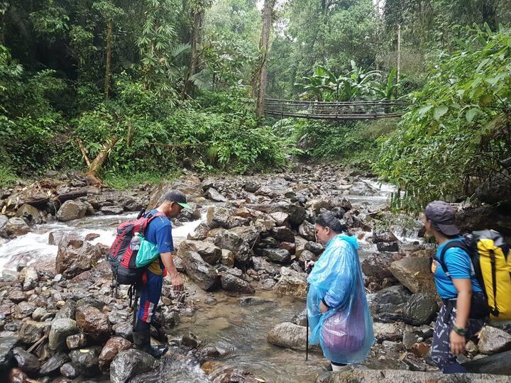 Kota Kinabalu trek