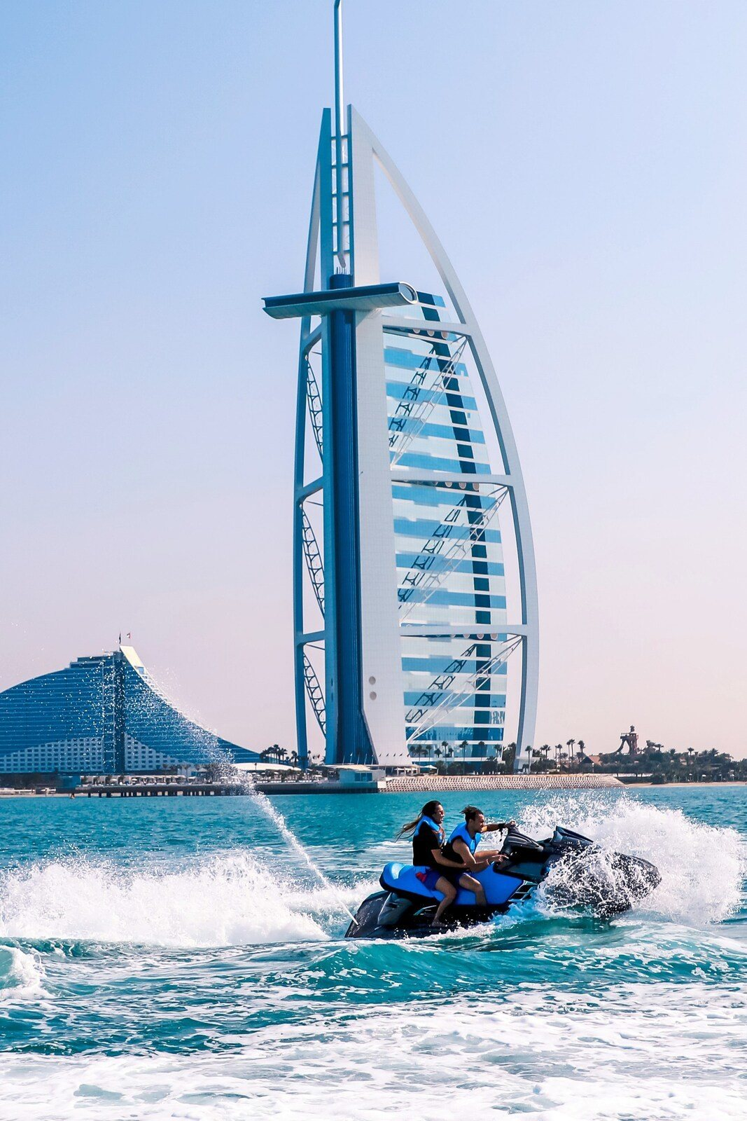La Mer Beach fastest jetski in Dubai