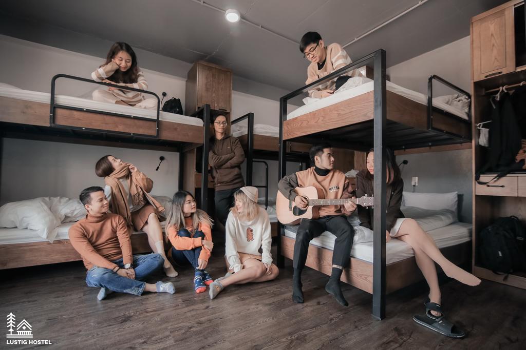 Lustig House best hostels in Sapa