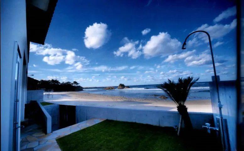 Luxury House by Beach, Japan