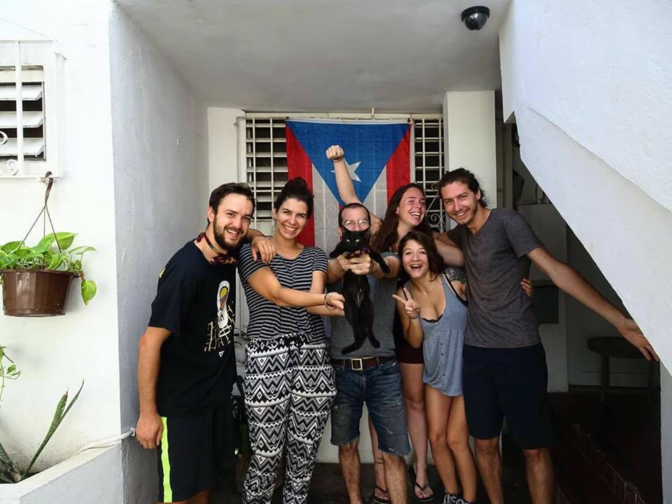 Mango Mansion best hostels in San Juan