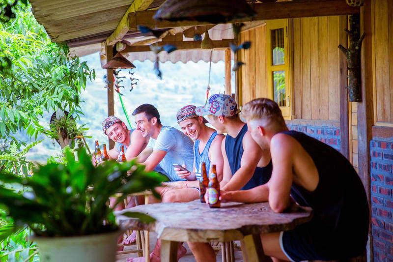 MiKu Chill House best hostels in Sapa
