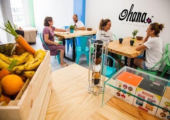 Ohana Tarifa Hostel best hostels in Tarifa