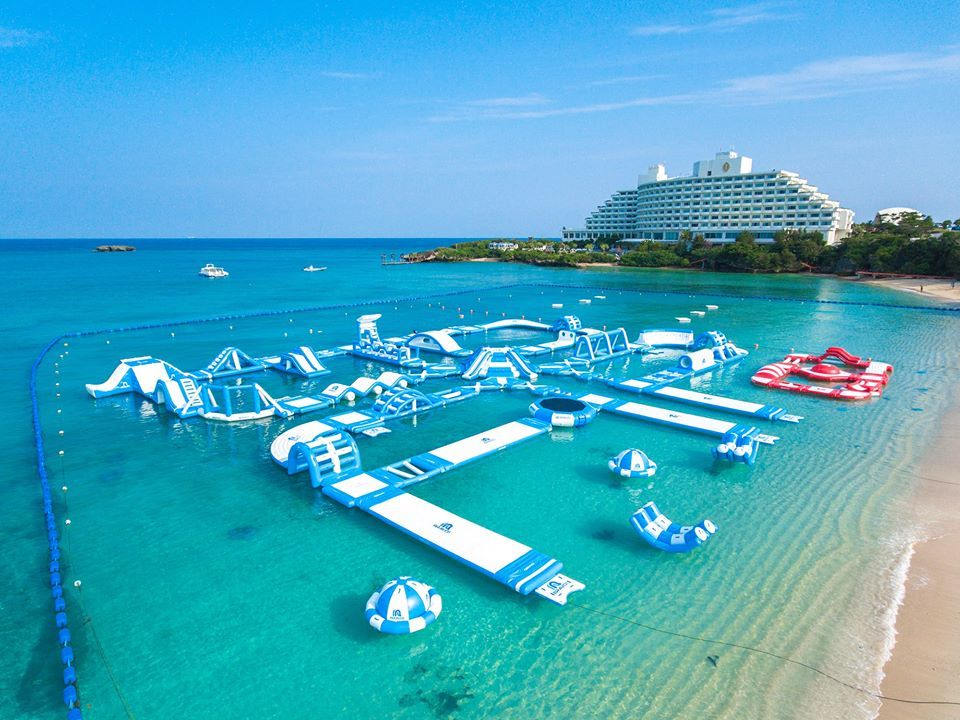 Okinawa Water Park, Okinawa