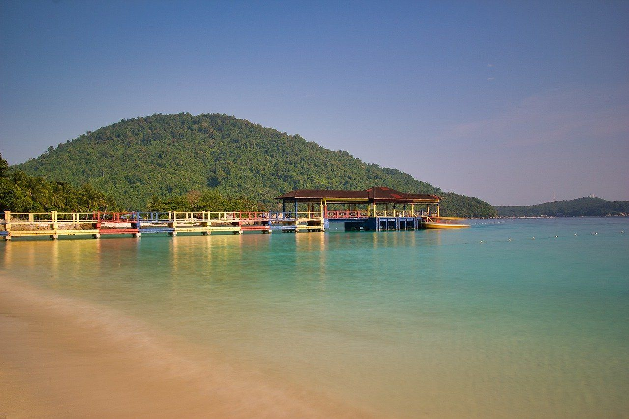 Perhentian Islands have some incredible beaches in Malaysia