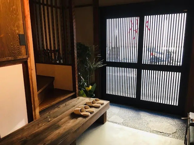 Room in Kimono Guesthouse, Japan