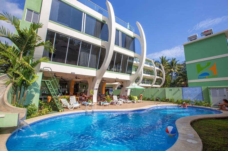Room2Board Hostel and Surf School, Costa Rica