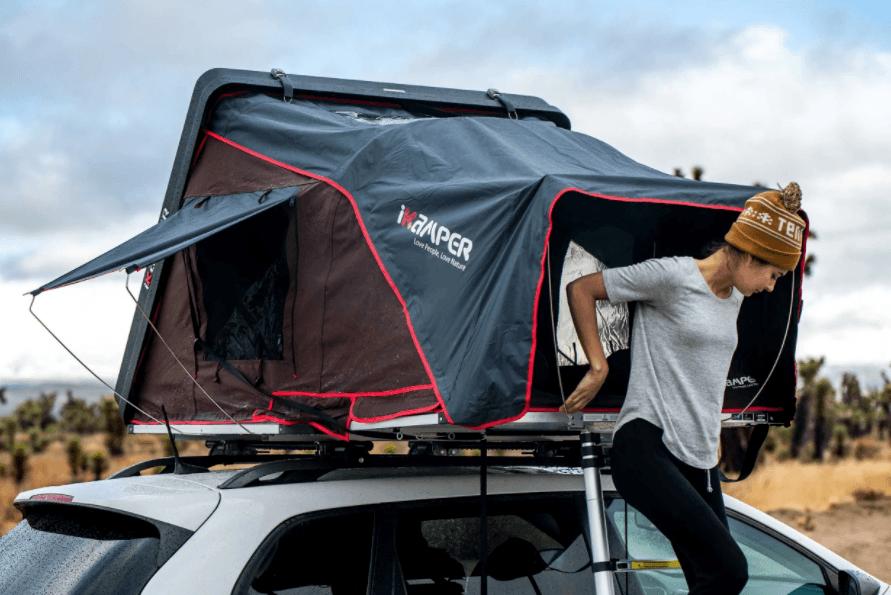 Ikamper best roof top tents