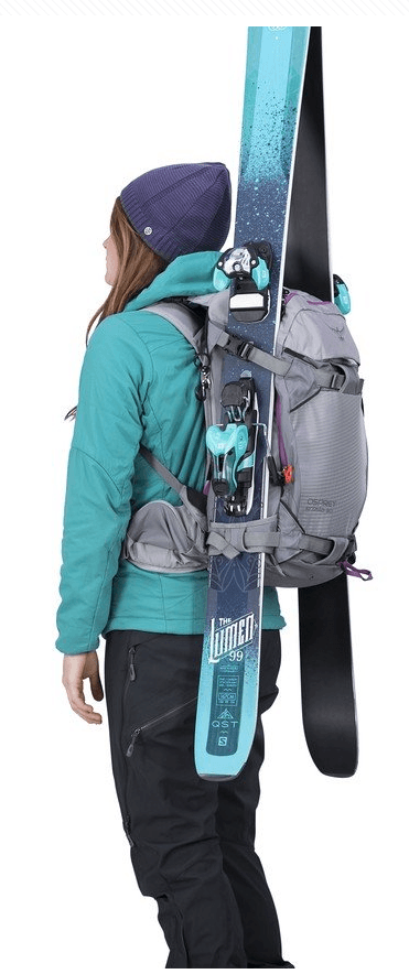 osprey ski backpack