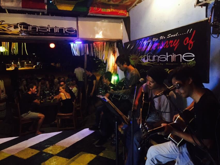 Sunshine Bar