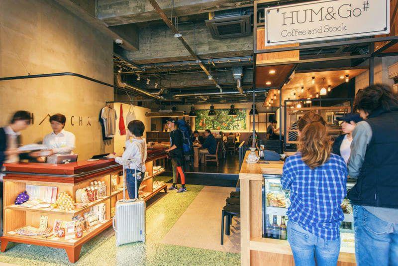 The Share Hotels HATCHi best hostels in Kanazawa