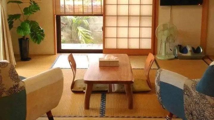 Traditional Japanese House Okinawa