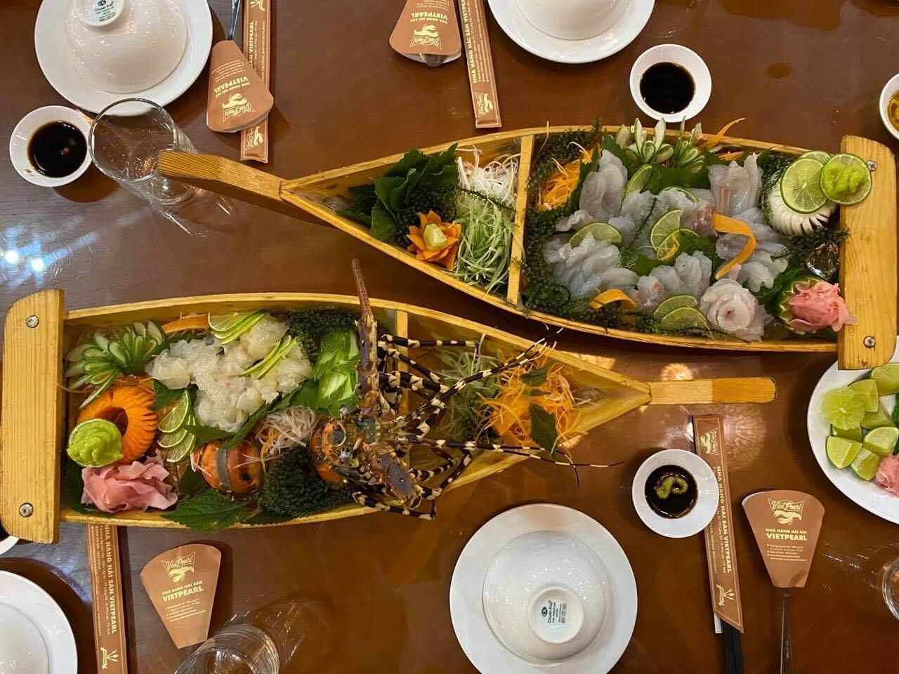 Viet Pearl Seafood Restaurant