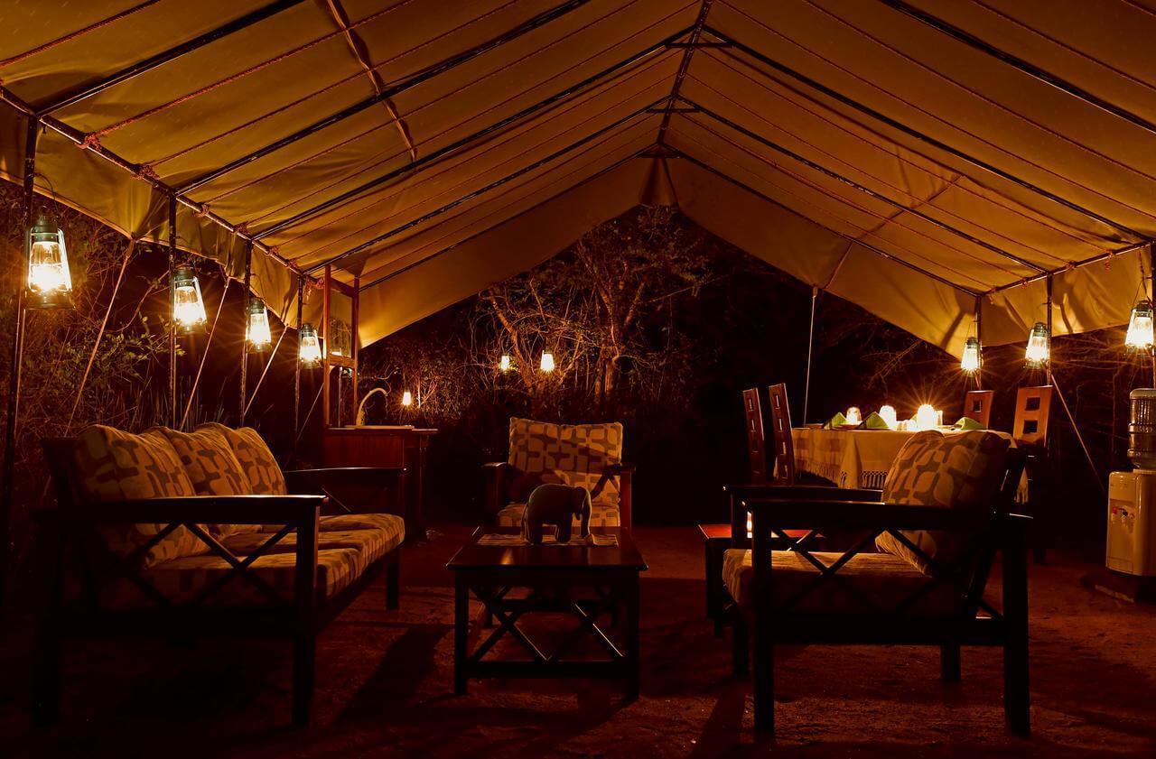 Where to Stay in Wilpattu National Park: Base Camp Wilpattu