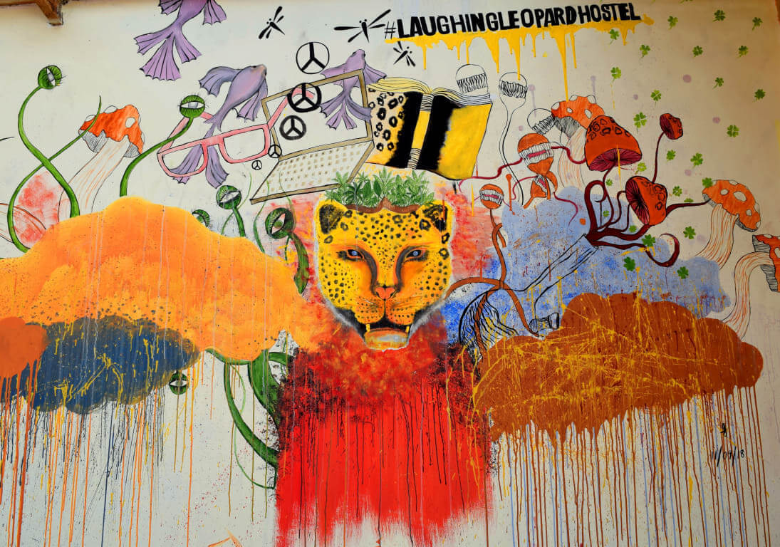 Crazy Party Hostel in Nuwara Eliya: Laughing Leopard
