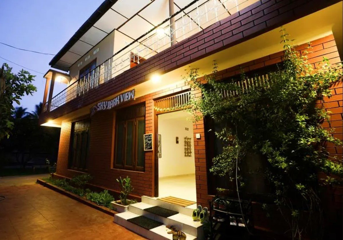 Where to Stay in Jaffna: Sky Park View Guesthouse