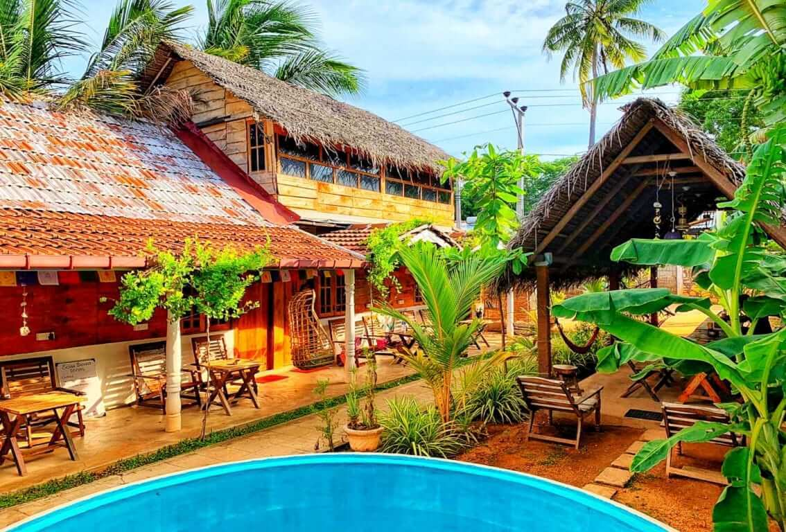 Where to Stay in Trincomalee: Wanderers Hostel