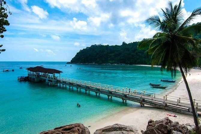 sit back and enjoy the Perhentian Islands