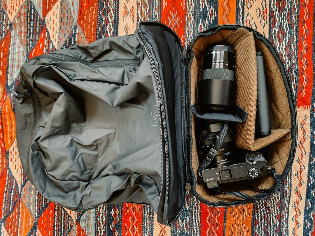 Mckinnon Camera Pack 21L