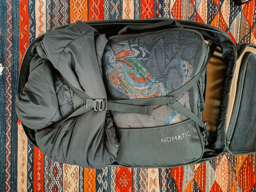 Nomatic Camera backpack