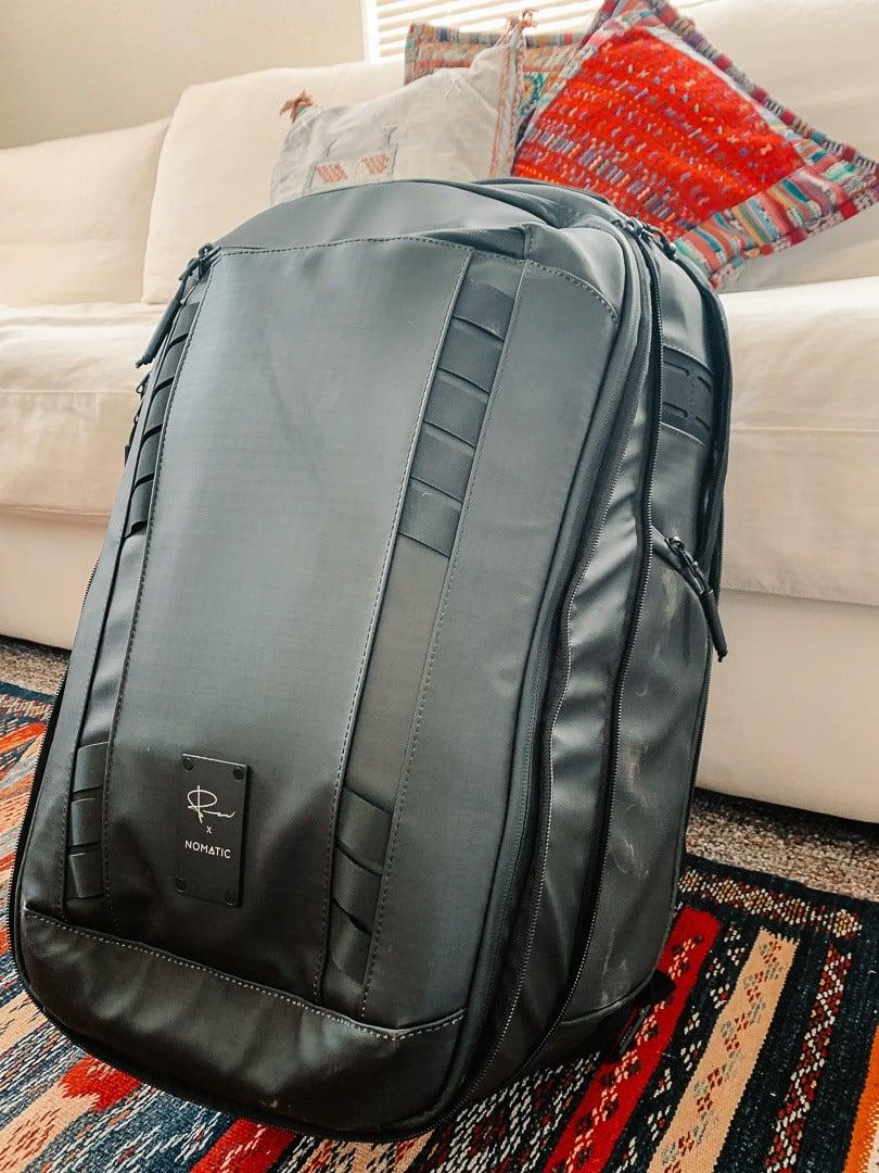 Nomatic Camera Bag front