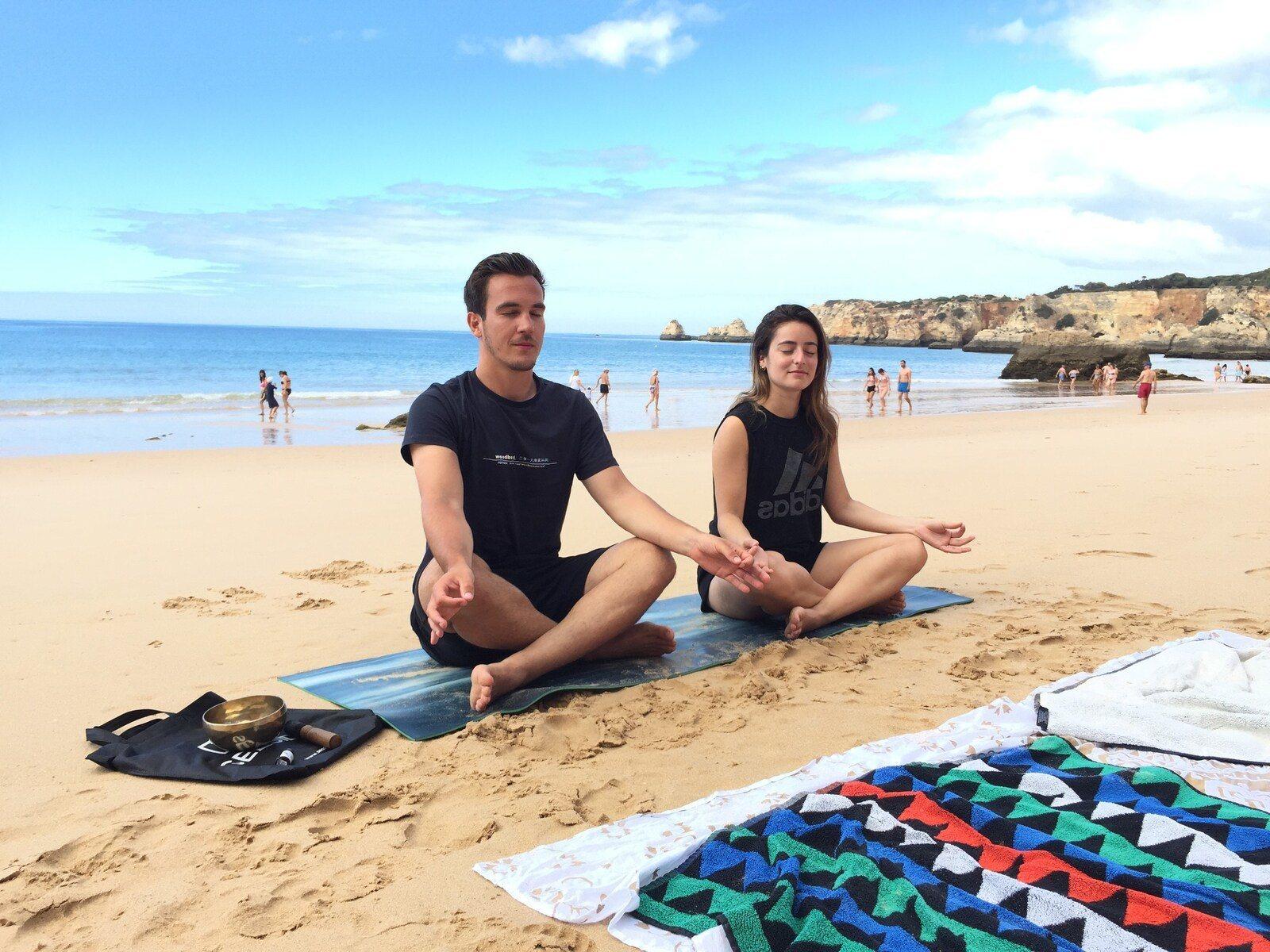 yoga and reiki embodiment