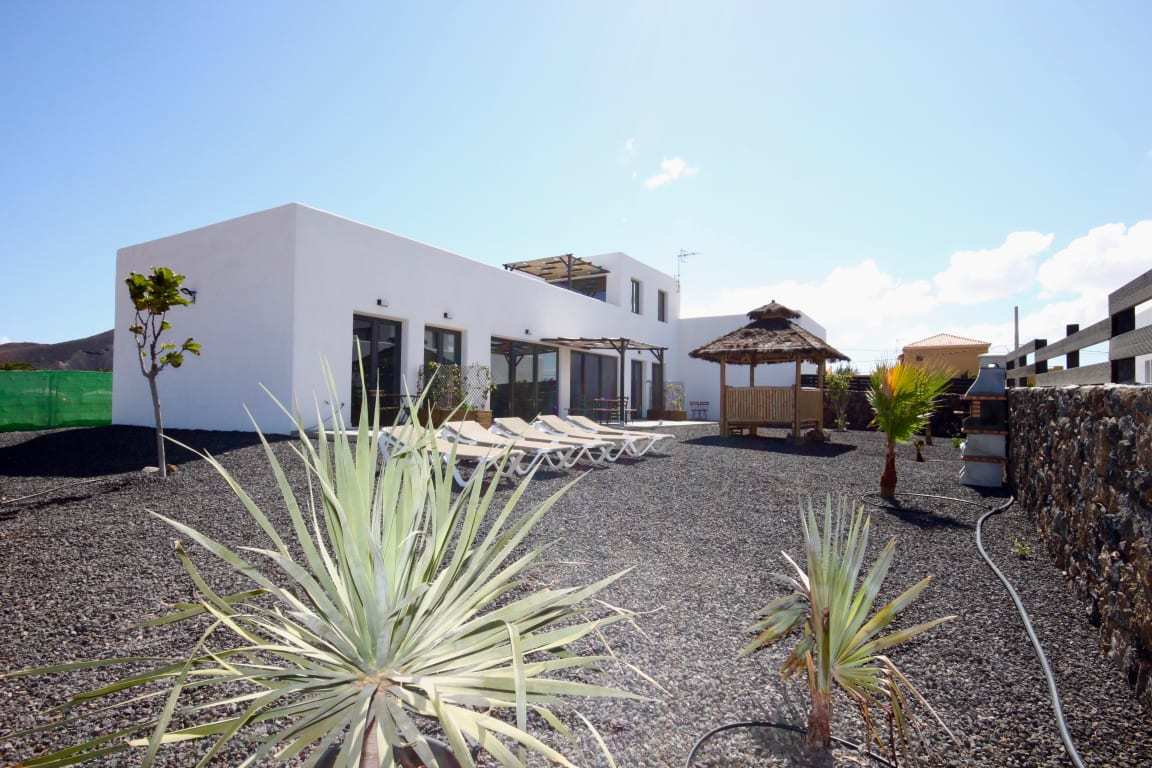 Agua Surfhouse best hostels in Fuerteventura