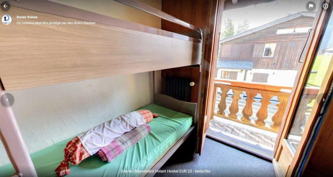 Best Cheap Hostel in Chamonix Chalet-Gite Chamoniard Volant Hostel Chamonix