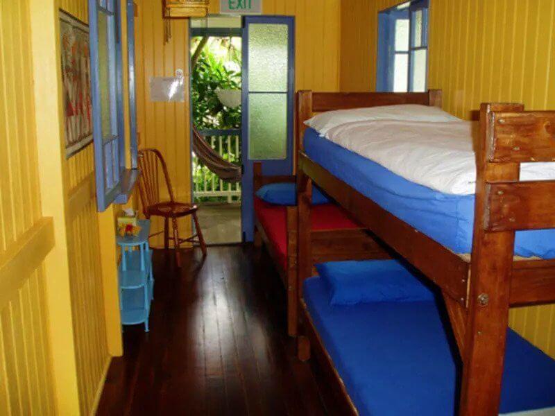 Best Cheap Hostel in Hervey Bay – Mango Tourist Hostel