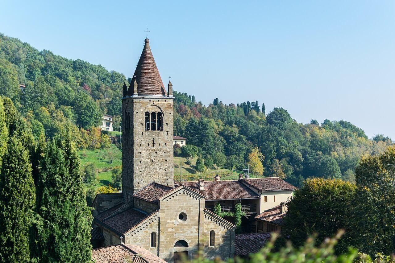 Best Hostels in Bergamo