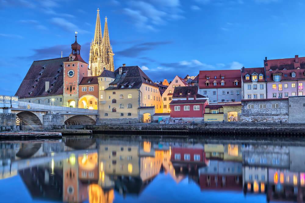 Best Hostels in Regensburg Germany