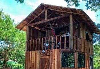 Birds Nest Cabin Costa Rica