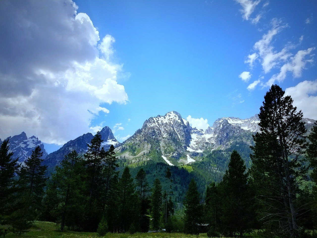 Driggs, Grand Teton National Park