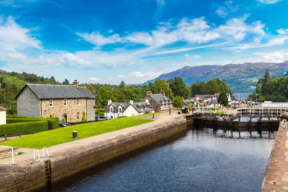 Fort Augustus Canal