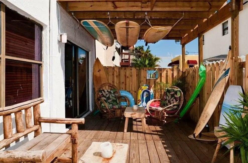 Hollywood Beach Hostel best hostel in Fort Lauderdale